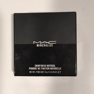 MAC Mineralized Skinfinish Natural - Dark Deep
